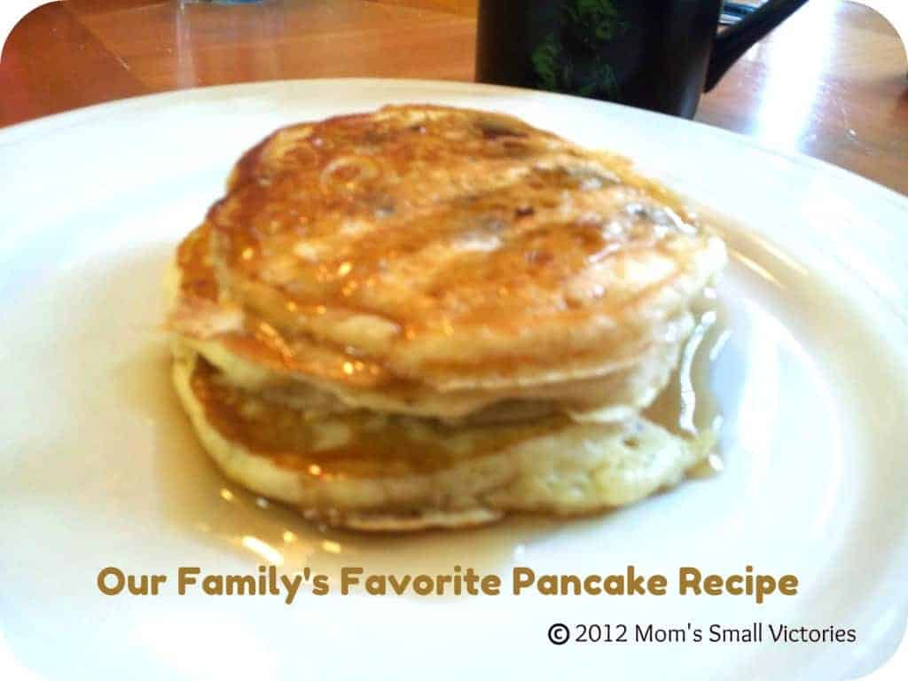 favorite-pancake-recipe-moms-small-victories