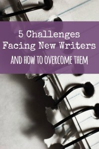 5-challenges-facing-new-writers
