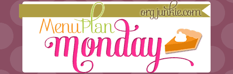 Menu Plan Monday – Dec 1, 2014