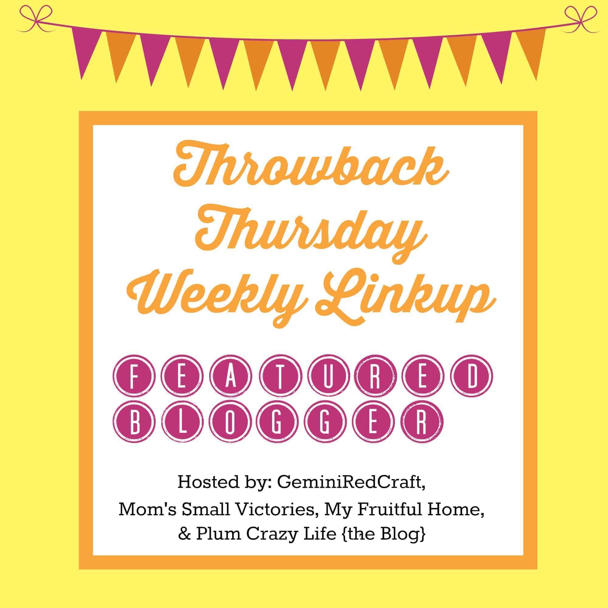 Ophelia S Adornments Blog Plum Crazy: Throwback Thursday Linkup {31}