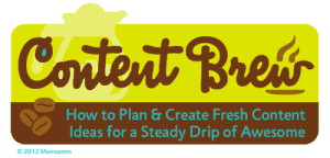 Got Bloggers Block? Content Brew Can Help And is On Sale for 3 Days!