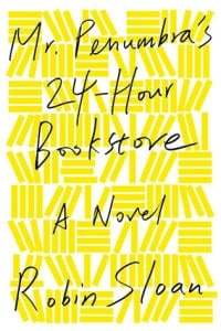 mr penumbras 24 hour bookstore