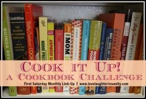 cookbook challenge