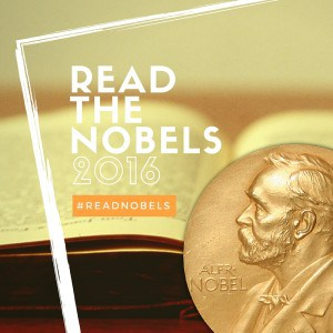 Read the Nobels 2016 Reading Challenge hosted by Guiltless Reading. Read books by authors who have won the esteemed Nobel Prize for Literature. One of 25 Reading Challenges to Unleash Your Inner Bookworm.