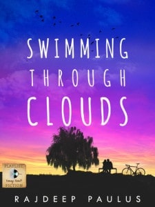 swimming through clouds by Rajdeep Paulus.