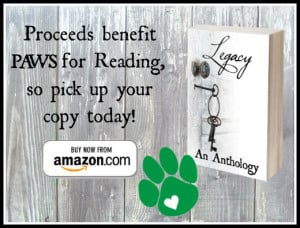 Proceeds from the sale of Legend benefit PAWS for Reading