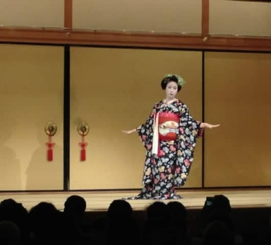 Finding Inspiration in Japan's Past by Author of the Shinobi Mysteries series, Susan Spann. Her visit included a performance by a maiko who demonstrated traditional forms of dancing that Kyoto's geisha apprentices have learned for almost a thousand years.