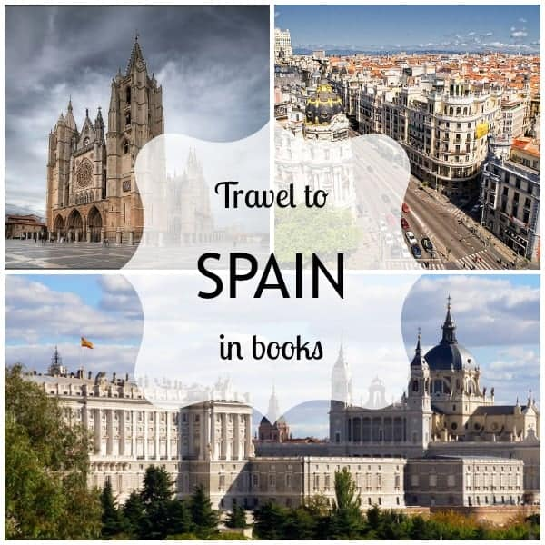 Travel to Spain in books