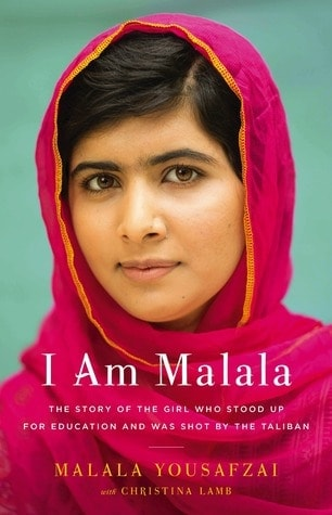 I'm reading I am Malala for Travel the World in Books Reading Challenge & Nonfiction November 2015. An inspiring true story of a Pakistani girl who fights for her right to an education.