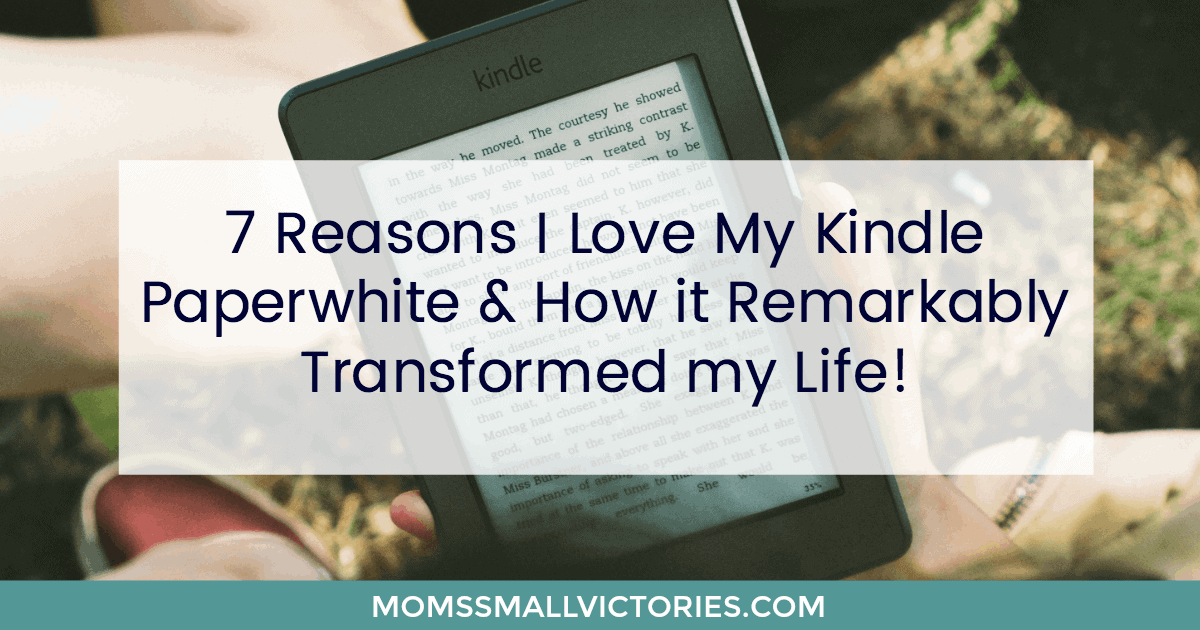7 Reasons I Love My Kindle Paperwhite and How it Remarkably Transformed my Life! Enduring life with a chronic illness is one of the greatest challenges I've ever faced. Here I share how the Kindle Paperwhite helped me overcome my depression, learn more about my chronic illness and have the resources I needed to make a positive transformation in my life.
