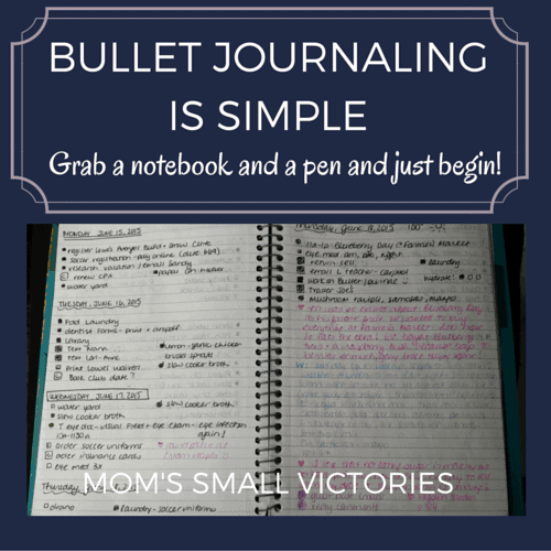 The basics of bullet journaling is simple: grab a notebook and a pen and just begin. A bullet journal is helpful in creating indexed calendars, to do lists and note collections, it is the ultimate DIY planner.