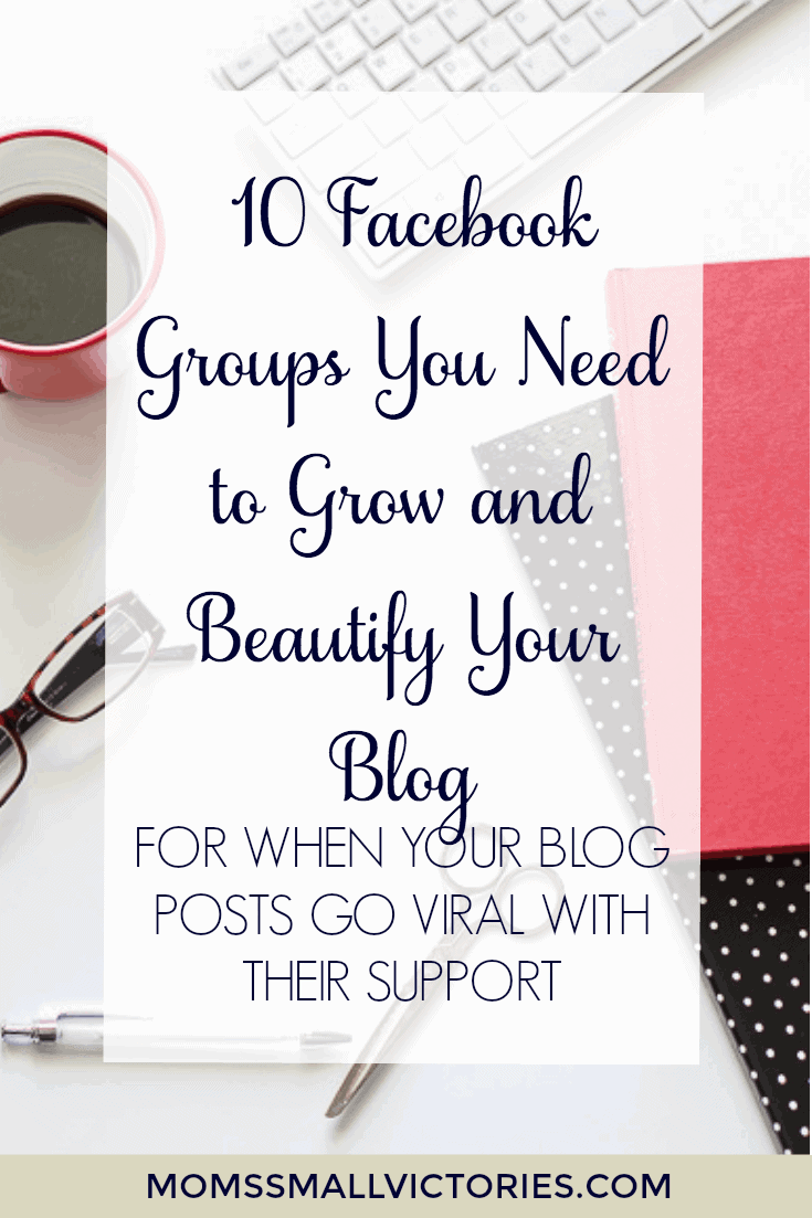 10 Facebook Groups You Need to Grow and Beautify Your blog for when your blog posts go viral. A couple of my blog posts went viral when I shared them in these amazing Facebook groups for bloggers. What I learned from these groups helped me convert one time visitors into loyal readers.