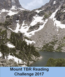 Mount TBR Reading Challenge 2017 hosted by My Reader's Block is one of our 25 Reading Challenges to Unleash Your Inner Bookworm.