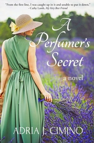 Set in the perfume capital of the world, A Perfumer's Secret by Adria Cimino is an entertaining story about a young women's quest to unlock her family's secrets & fulfill her destiny. 3*