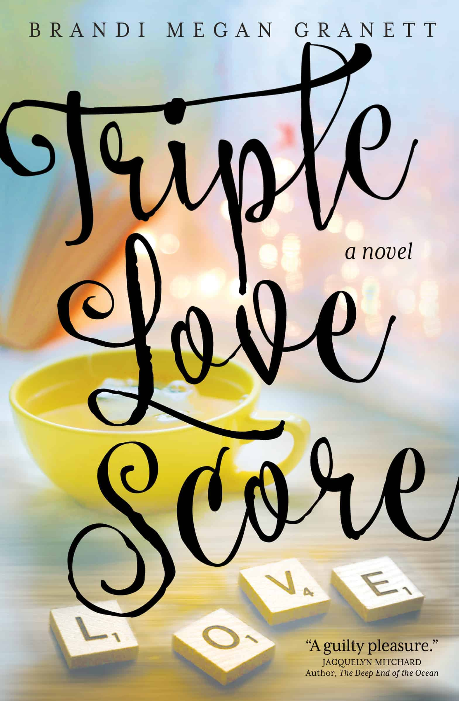 The synopsis suggests Triple Love Score is a light-hearted romance but the excerpt of Triple Love Score shows this book packs a powerful, emotional punch that will have you wanting to read more.