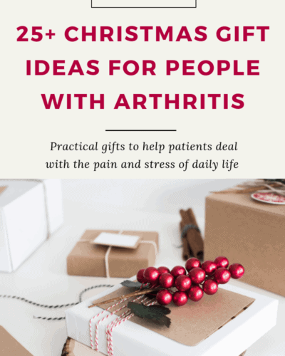 Gift Guide for Rheumatoid Arthritis Patients