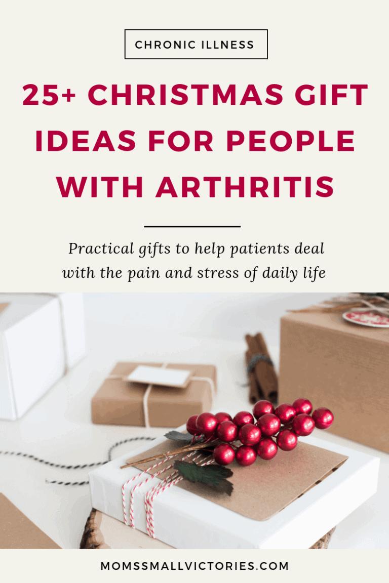 Gift Guide for Rheumatoid Arthritis Patients