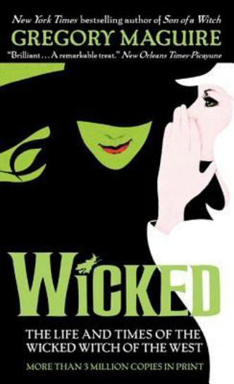 "Wicked by Gregory Maguire is a wonderfully creepy, magical and sometimes disturbing is perfect for your fall reading list. Maguire creates a ""Wicked"" Witch we can empathize with and relate to while providing commentary on the role religion, racial inequality and suppression play in fueling evil."