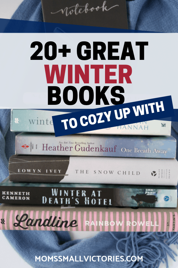 Get cozy with these 20+ books on our ultimate winter reading list and Christmas books.