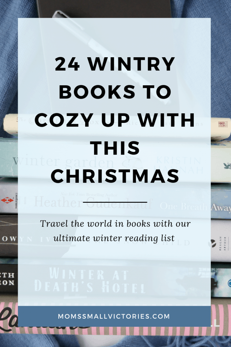Baby, It's Cold Outside! Get Cozy with the Books on Our Ultimate Winter Reading List
