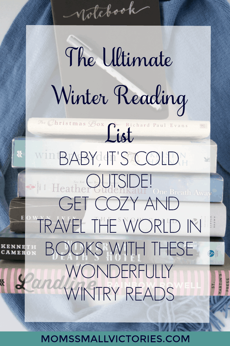 the ultimate winter reading list get cozy and travel the world in