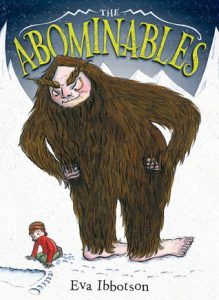 The Abominables by Eva Ibbotson is the story about yetis traveling across Europe and is one the books on our Ultimate Winter Reading List, perfect for traveling the world in books with your kids.