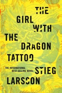 The Girl with the Dragon Tattoo is a bestselling crime thriller and mystery set in Sweden and is one of the books on our Ultimate Winter Reading List.