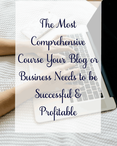 The Best Day of the Year for Bloggers – The Most Comprehensive Course You Need to be Successful & Profitable