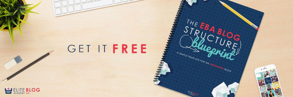 Free blogging printable: Blog Structure Blueprint. Get your blog structure organized so your readers can find exactly what they are looking for when they come to your blog.