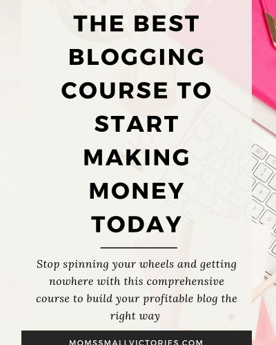 The Best Day of the Year for Bloggers – The Best Blogging Course to Make Money is on Sale for 5 Days Only!