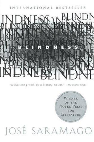 Blindness by Jose Saramago is one of our Books Worth Reading by Nobel Prize of Literature Winning Authors.