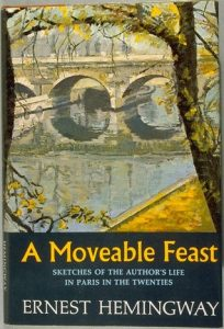 A Moveable Feast by Ernest Hemingway is one of our Books Worth Reading by Nobel Prize of Literature Winning Authors.