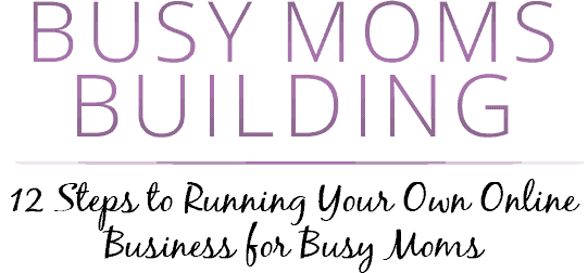 Busy Moms Building e-course is an amazing resource to launch and grow an online business. Full of valuable videos, actionable worksheets, planners and an e-book, this course has everything you need to start your online business off on the right foot and achieve your work from home dreams.