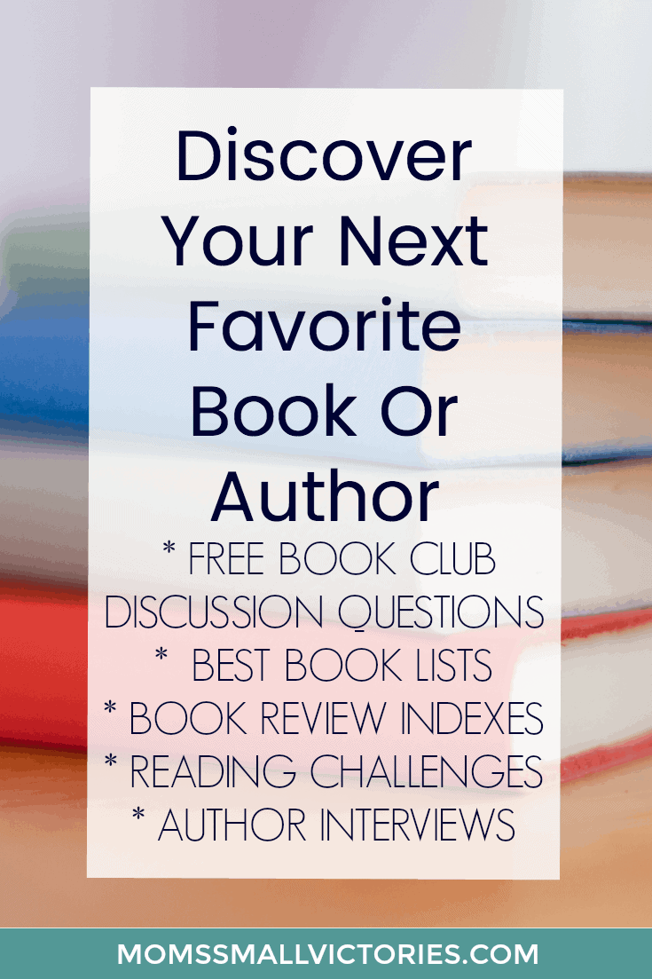 image relating to Printable Book Club Questions called Check out Your Up coming Beloved Ebook +Absolutely free E book Club Conversation