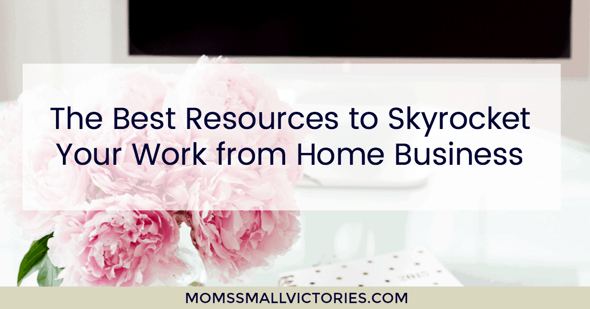 THE Best Resources to Skyrocket Your Work From Home Business. Grab the tools you need to find your passion, focus it into a mission for your business and launch and skyrocket your dream work from home business.