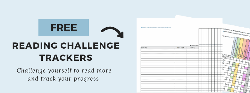 Want to read like Rory? Subscribe to my newsletter and I'll send you bookish news, deals, discussions and reviews of my favorite books as I travel the world in books and read like Rory. Plus you get free reading challenge trackers to help you record your progress.