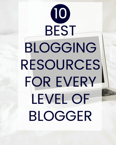 Top 10 Best Blogging Resources for Every Level + Passion Planner and Getting Things Done Giveaway!