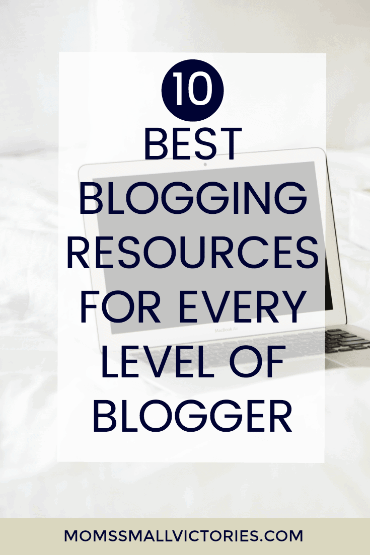 Do you struggle with knowing where to start or how to grow your blog's traffic and income ? Check out the top 10 Best Blogging Resources for Every Level of Blogger and start making your work from home dreams come true today!