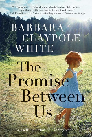 "The Promise Between Us by Barbara Claypole White explores harm OCD and whether a ""good mother"" could ever abandon her baby. A heartbreaking, mesmerizing book that gives the reader a profound, raw and real insight into harm OCD and how it impacts patients and their loved ones."