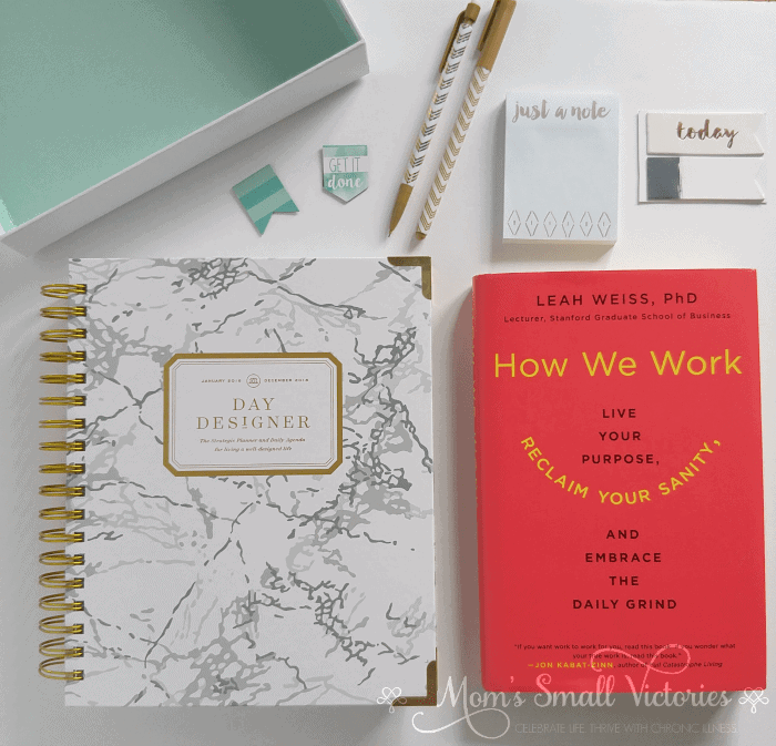 The Day Designer comes in a wide variety of daily, weekly and monthly planners. The daily planner has ample space for your schedule and to do list. See how the Day Designer stacks up against 10 other popular planners on the market in my ultimate planner comparison with a free downloadable comparison chart.