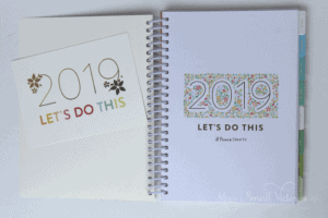 2019 Powersheets artwork: Let's do This!