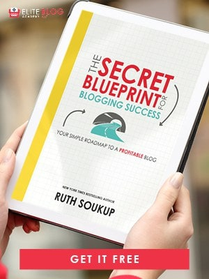 elite blog academy blueprint for blogging success
