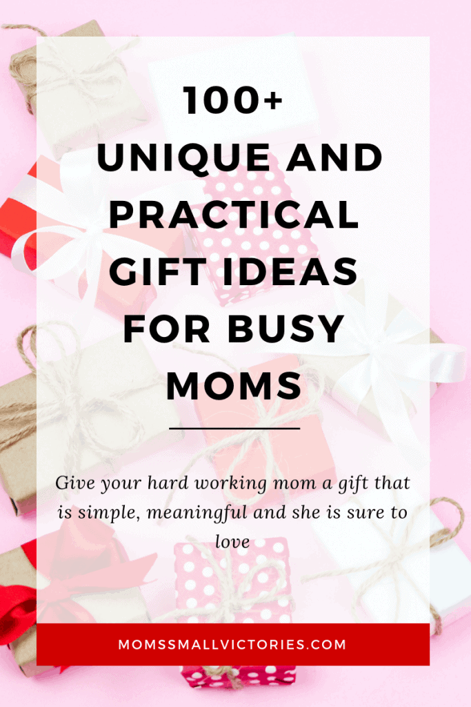 100s of unique gift ideas for your busy mom that she is sure to love. Planners make perfect gifts for moms work from home or busy soccer moms that have lots of activities to juggle. Gift ideas for moms with arthritis, moms who love to read or want to read more and work from home moms and mom bloggers to achieve their goals and dreams.