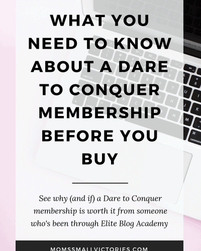 Dare to Conquer Membership Review: What You Need to Know Before You Buy