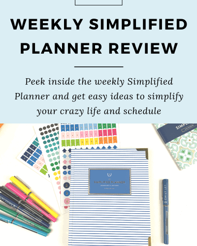 graphic relating to Simplified Planner Reviews identify Site