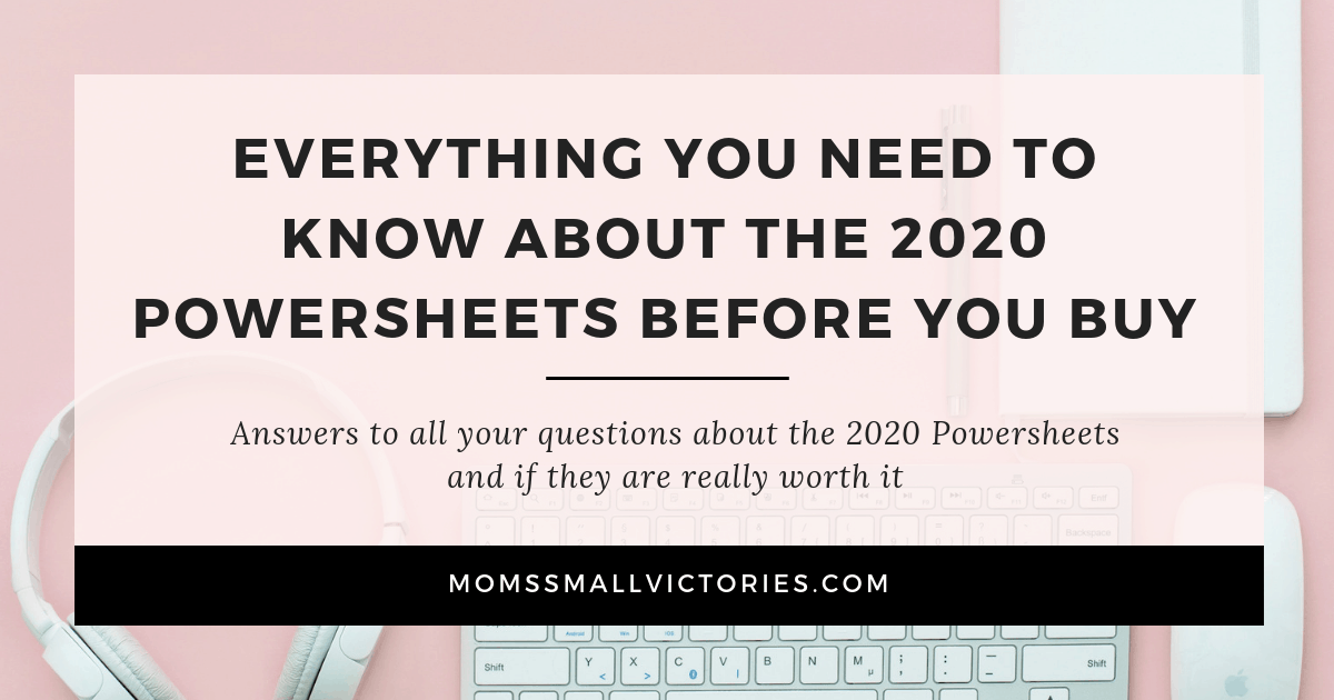 powersheets review