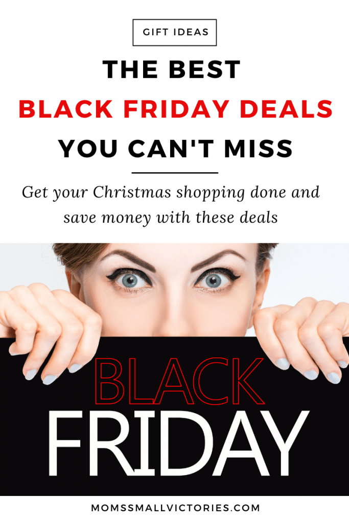 The frugal shopper's guide to the Best Black Friday Deals You Can't Miss. Get your Christmas shopping done and save money with these deals. I only recommend high quality products that are worth the money. Don't waste another dime on an unloved gift, get the best Black Friday deals for your home, life, blog and business here.