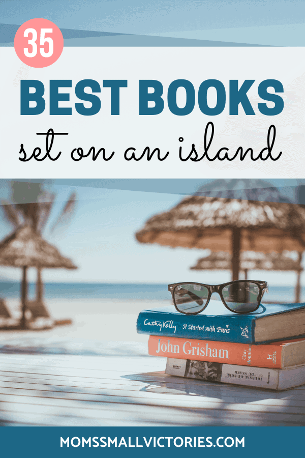 Escape to a tropical paradise with these 35 best books set on an island and discover your next favorite book or author right here. Travel the World in Books with these 35 of the Best Books Set on an Island. Pack your bags and whisk yourself away in one of these island books you are sure to love. Whether you enjoy a gritty nonfiction, a compelling drama or a light beach read, you're sure to find something you love on this list.