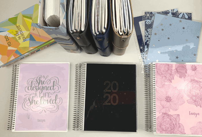 Erin Condren life planner reviews, Erin Condren binder review, Erin condren petite planners review, Erin Condren daily planners