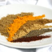 Simple Curry Powder Homemade Seasoning Mix